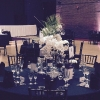 Black Chiavari- Broxbourne Civic Hall