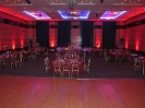 Gold Chiavari Chairs 40th Birthday Party - Grange City Hotel